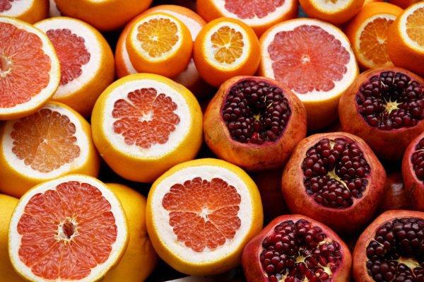 Гранат – один из фруктов, упомянутых в Коране.