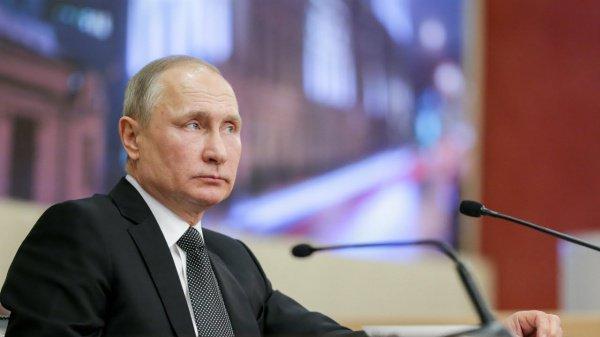 Владимир Путин поприветствовал участников KazanSummit.