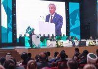 Минниханов: Татарстан активно работает над расширением экономических связей с исламским миром