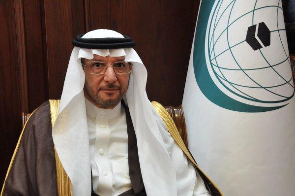 Юсеф аль-Усаймин поприветствовал участников KazanSummit.