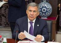 Президент Татарстана поздравил жителей республики с Днем родного языка