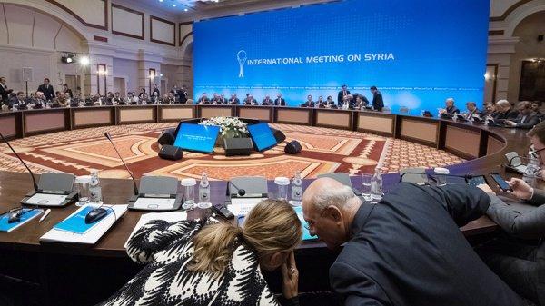 В Нур-Султане продолжаются переговоры по Сирии.