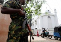Мечети Шри-Ланки в день пятничной молитвы охраняют 10 тыс. полицейских