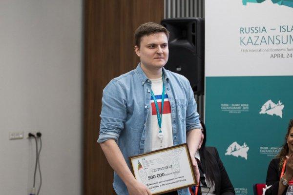 Режиссер из Татарстана стал победителем питчинга XV КМФМК и получил сертификат на полмиллиона