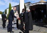 Принц Уильям посетил мечети в Крайстчерче, пострадавшие от террориста