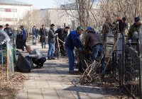В Татарстане приводят в порядок мусульманские кладбища