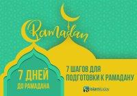 Готовимся к Рамадану: 7 шагов для подготовки к посту + рецепт полезного напитка