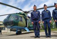 Военной техники на 385 млн рублей Россия подарила Киргизии