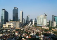 Президент Индонезии объявил о переносе столицы из Джакарты