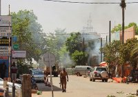 Шесть человек погибли при атаке на церковь в Буркина-Фасо