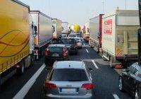 В Германии в аварию попали сразу 50 машин