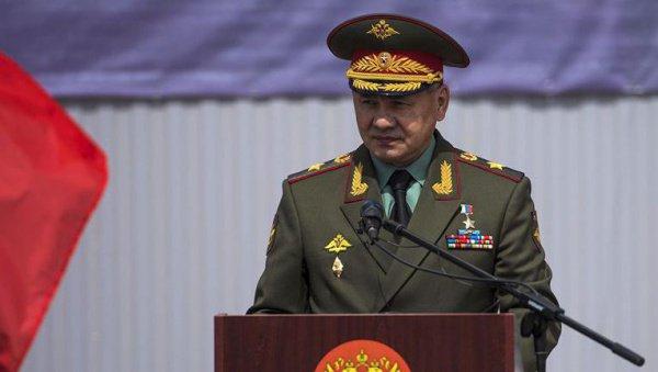 Сергей Шойгу принимает участие в совещании глав Минобороны ШОС.