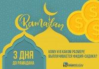 Готовимся к Рамадану: что такое фидия-садака?