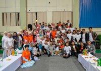 На Республиканский ифтар зарегистрировано порядка 800 волонтеров