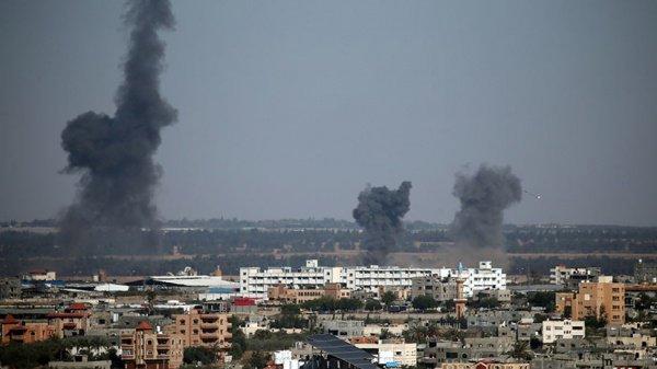 Договоренность о перемирии достигнута в секторе Газа.