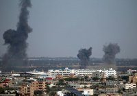 Палестина и Израиль договорились о прекращении огня в секторе Газа