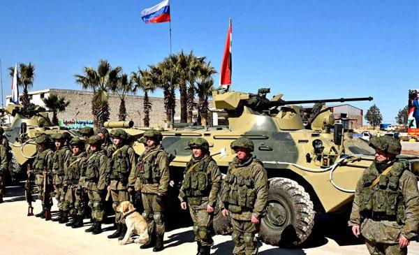 Военную операцию в Сирии Россия начала в 2015 году.
