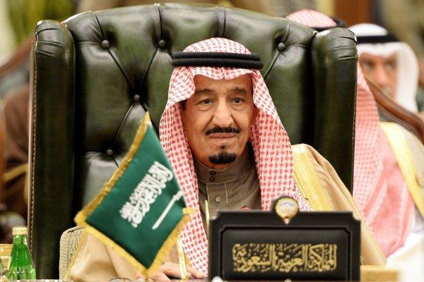 Король Салман призвал к миру и терпимости.