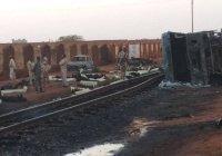 Около 60 человек погибли в Нигере в результате взрыва бензовоза