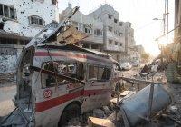 Палестина попросила ООН защитить ее от Израиля