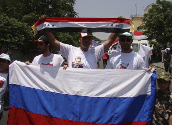 Россия оказалась в числе главных союзников арабской молодежи.