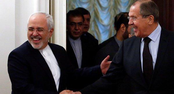 Лавров и Зариф проведут переговоры.