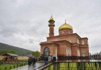 В Северной Осетии восстановили мечеть XIX века