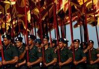 Шри-Ланка хочет укреплять военное сотрудничество с Россией