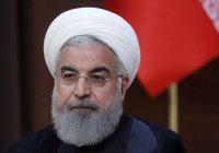 Роухани назвал причину выхода США из ядерной сделки