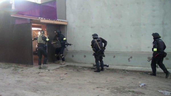 В МВД отчитались о борьбе с терроризмом.