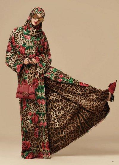 Новая коллекция абай и хиджабов.