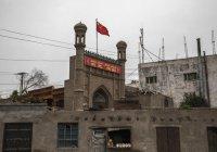 В Китае разрушили более 30 мечетей