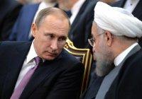 Путин получил послание Роухани