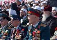 Муфтий РТ принял участие в торжествах по случаю Дня Победы