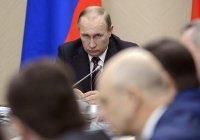 Путин проведет в Казани совещание по оборонно-промышленному комплексу