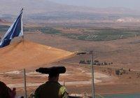 Израиль построит на захваченных Голанах поселок имени Трампа