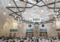 В ОАЭ открыли мечеть вместимостью 25 тысяч человек
