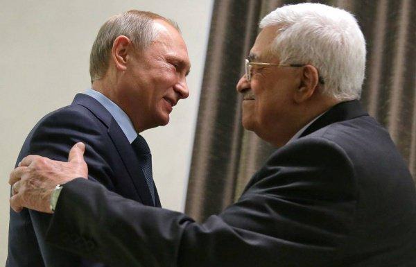 В июне может состояться встреча президентов России и Палестины.