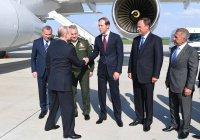 Путин и Шойгу осмотрели казанские Ту-160 и новейший вертолет Ми-38Т