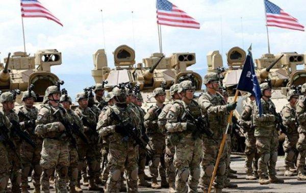 Пентагон может отправить «для противодействия Ирану» 120 тысяч военных