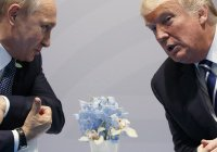 Трамп объявил о намерении встретиться с Путиным на полях G20
