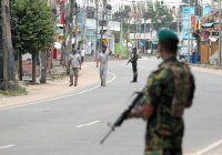 В Шри-Ланке после межрелигиозных столкновений ввели комендантский час