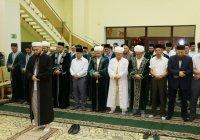 Муфтий с имамами Нижнекамска принял участие в ифтаре