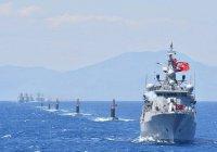 В Турции стартовали крупнейшие в истории страны военные учения