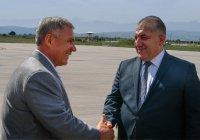 Рустам Минниханов начал рабочий визит в Турцию
