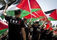 В секторе Газа проходят многотысячные митинги по случаю Дня Накбы