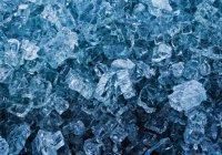 В Норвегии сыграли на инструментах изо льда (ВИДЕО)