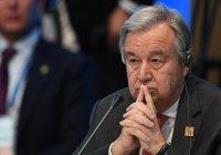 В ООН обеспокоены ростом напряженности в Персидском заливе
