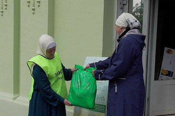 Акция «Рамазан – месяц добрых дел» продолжается.