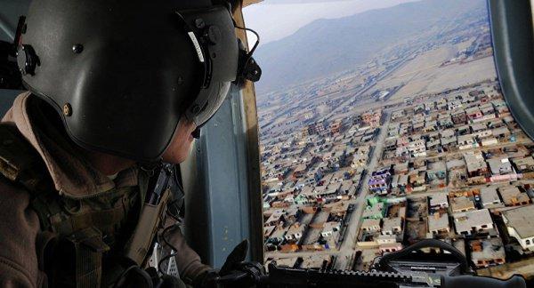 "В Афганистане ""по ошибке"" погибли 17 полицейских."